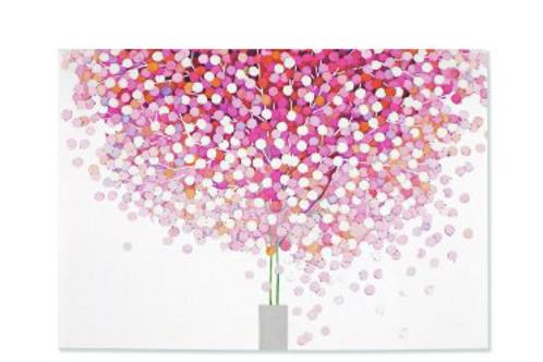 Lollipop Tree Note Card