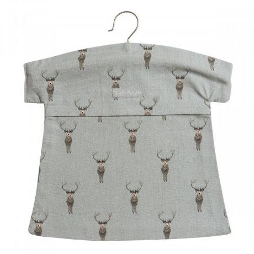 Sophie Allport Highland Stag Peg Bag