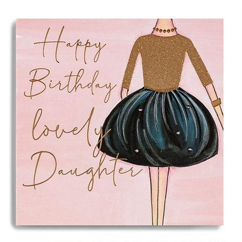 Happy Birthday Daughter - Dress