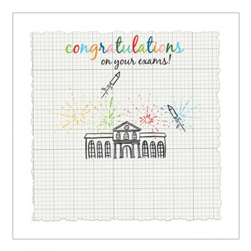 Congratulations On Your Exams