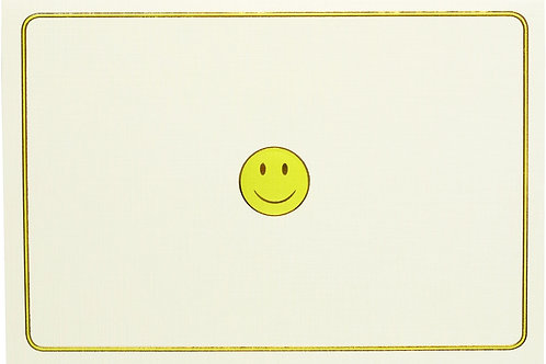 Smiley Face Notecards