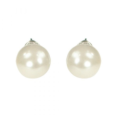 Coco Mother of Pearl Stud Earrings