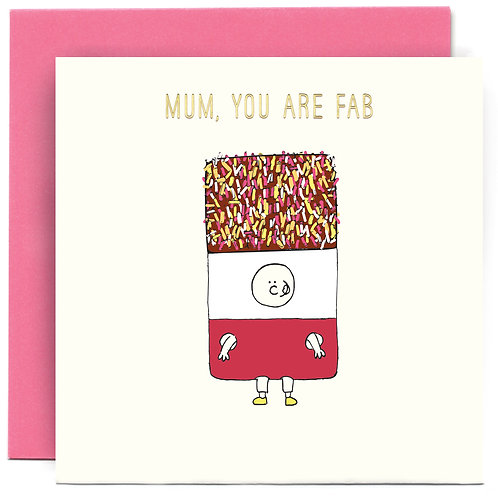 Mum, You Are Fab