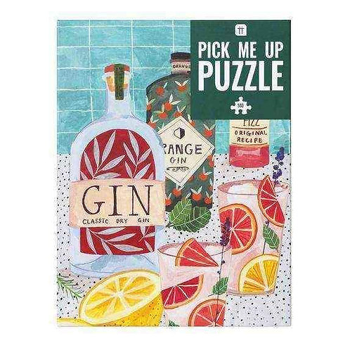 Pick Me Up Gin Puzzle - Talking Tables