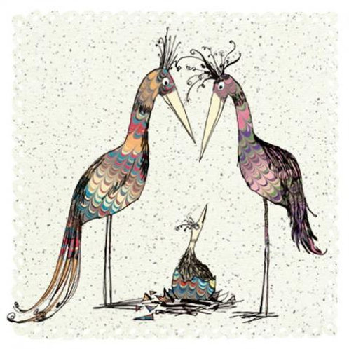 Fascinator Birds' New Chic
