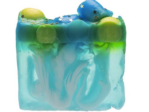 Planet Peppermint Soap