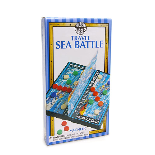 Magnetic Travel Sea Battle - House of Marbles