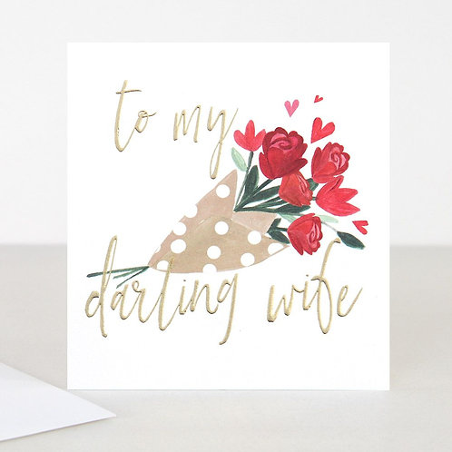 To My Darling Wife