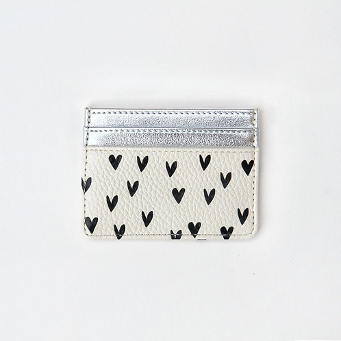 Mini Hearts Cardholder