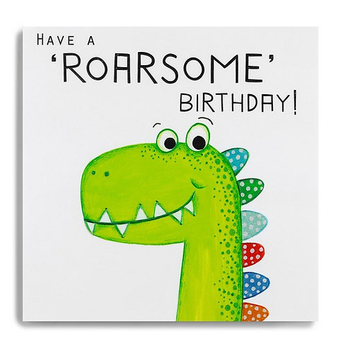 Have A Roarsome Birthday