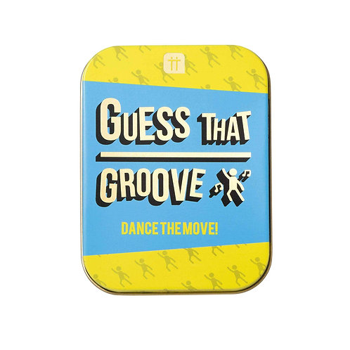 Guess That Groove Fun in a Tin