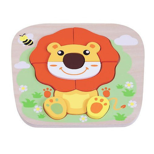 Lion Raised Puzzle