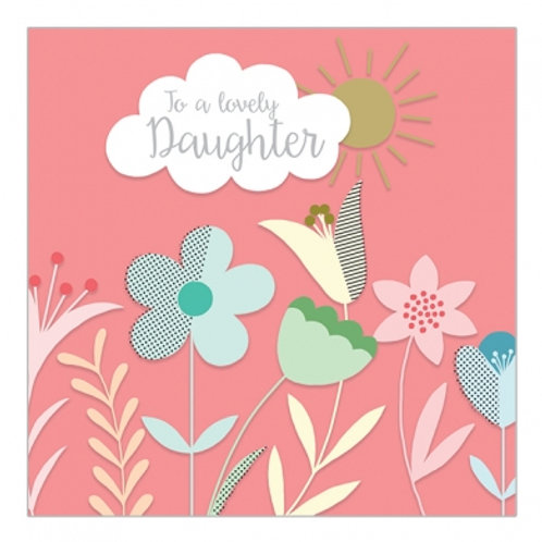 To A Lovely Daughter