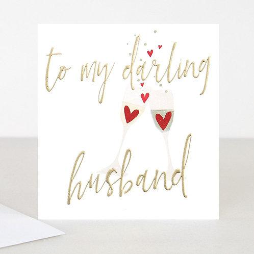 To My Darling Husband