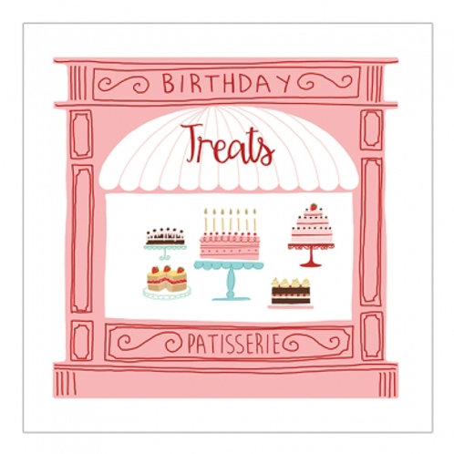 Birthday Treats Patisserie