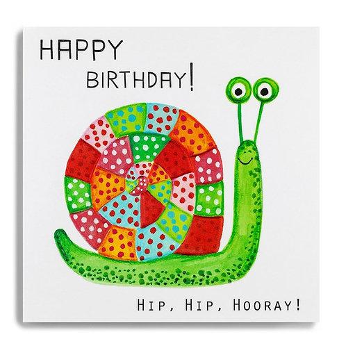 Happy Birthday! Hip Hip Hooray!