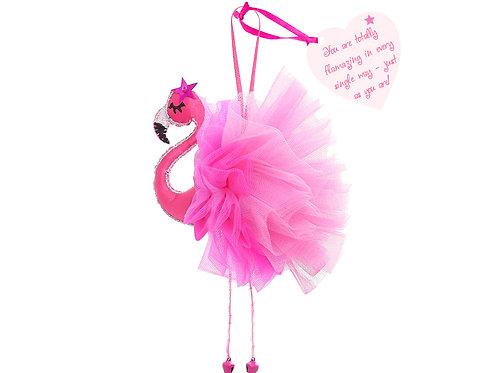 You are Flamazing…. Flamingo decoration