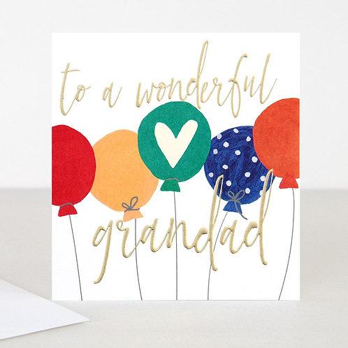 To A Wonderful Grandad