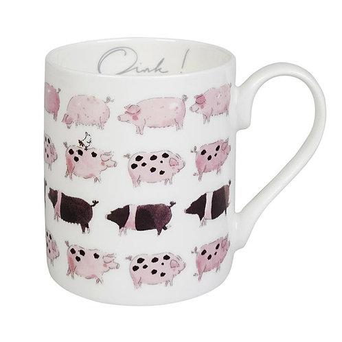 Pigs Oink Mug