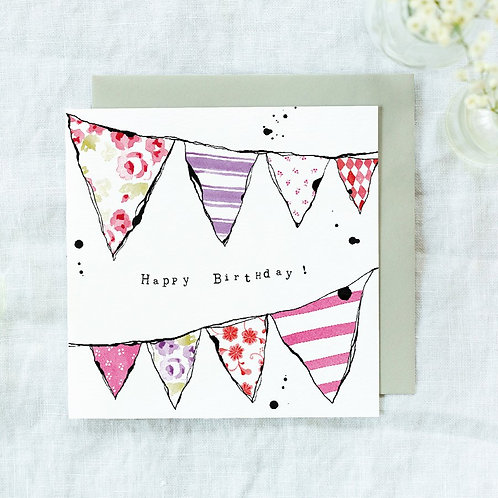 'Happy Birthday!' Card