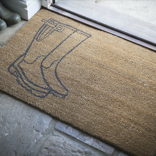 Welly Dormat Large
