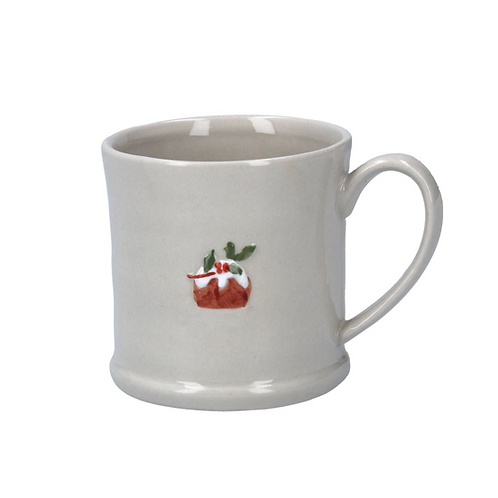 Plum Pudding Mini Mug