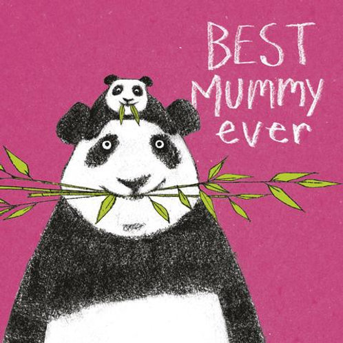 Best Mummy Card