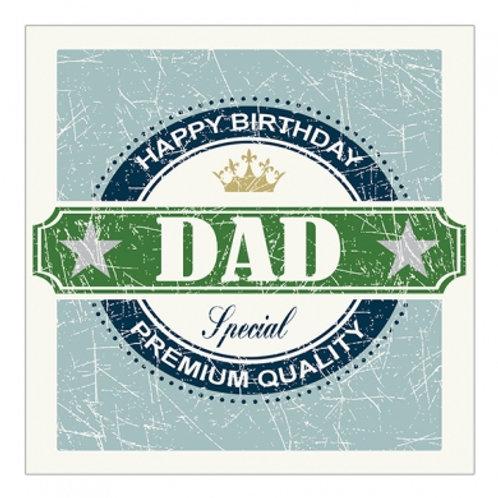 Happy Birthday Dad Special Premium
