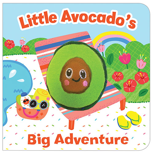 Little Avocado's Big Adventure Book