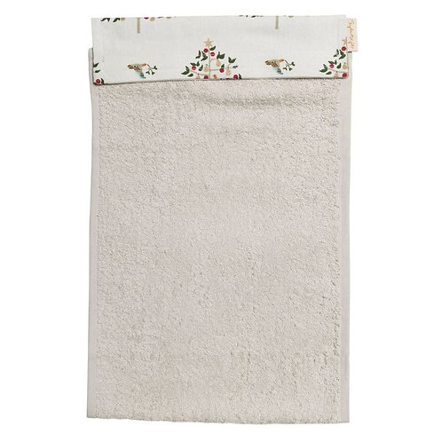 Partridge in a Pear Tree Roller Hand Towel