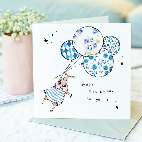 'Happy Birthday to you!' Card