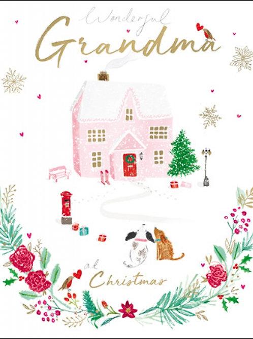Wonderful Grandma Warm Welcome