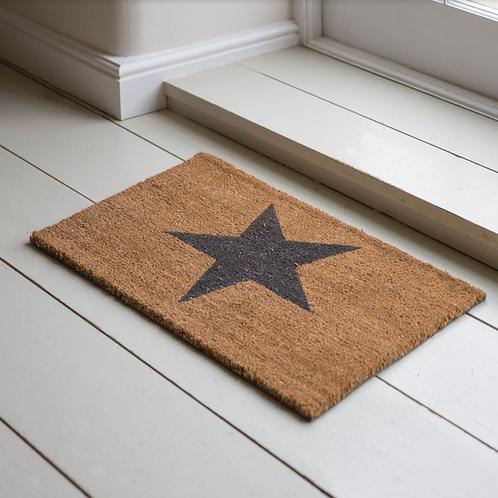 Indoor Star Doormat Small