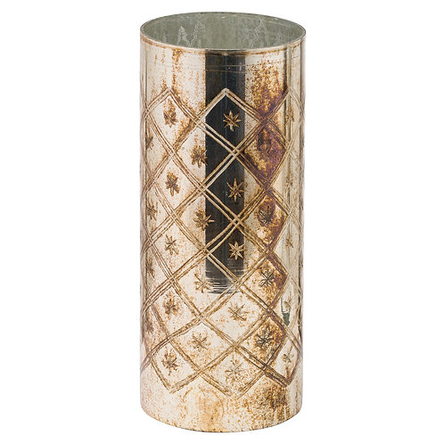 The Noel Collection Burnished Vase