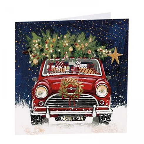 A Christmas Classic Pack of 6 Cards