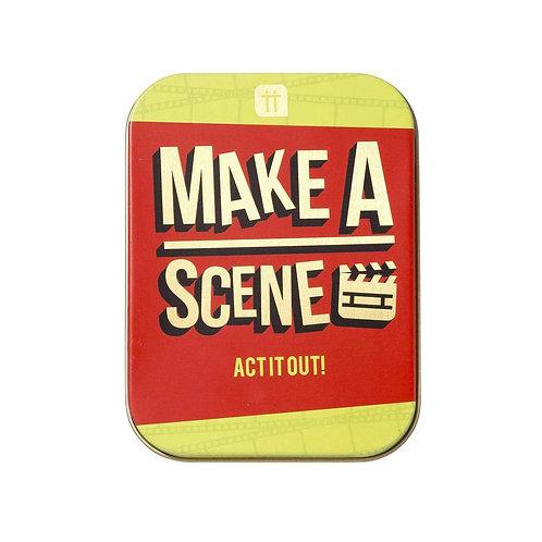 Make a Scene Fun in a Tin