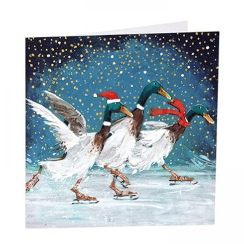 Quackers Pack of 6 Cards
