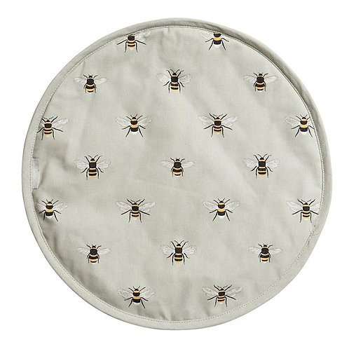 Sophie Allport Bees Circular Hob Cover