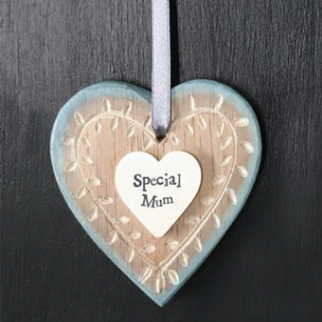Small Heart Special Mum