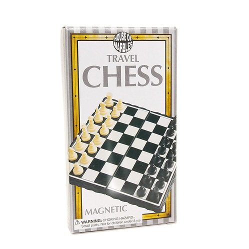 Magnetic Travel Chess - House of Marbles