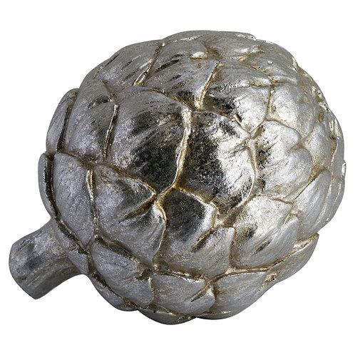 Silver Artichoke Decoration