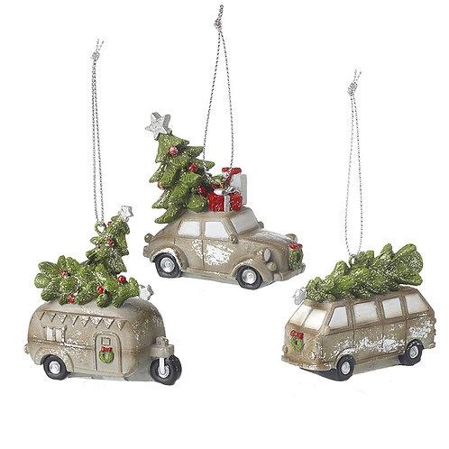 Vehicle Carry Xmas Tree Hanger