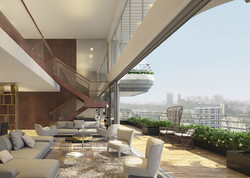 SUNDECKS AND PRIVATE TERRACES
