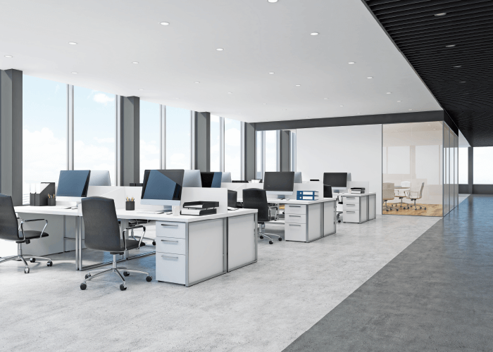 OFFICE SPACES SUITED FOR ALL