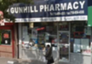 gun hill pharmacy logo