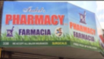 isabel's pharmacy logo