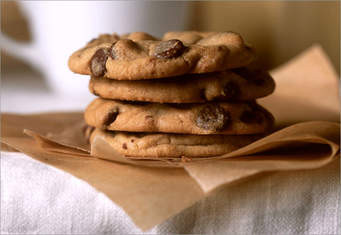 Happy National Chocolate Chip Cookie Day!!