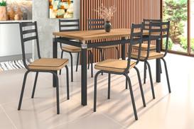 01 - Conjunto Malva 1,36 + Cadeira 118_P