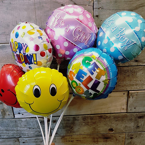 Stick Baloon