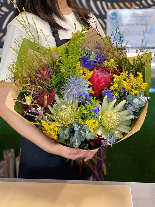 Australian native bouquet (designer choice)